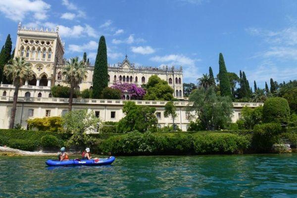 Canottaggio sul Lago di Garda @GardaConcierge