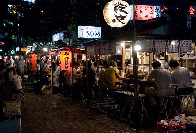 Night Yatai, Fukuoka
