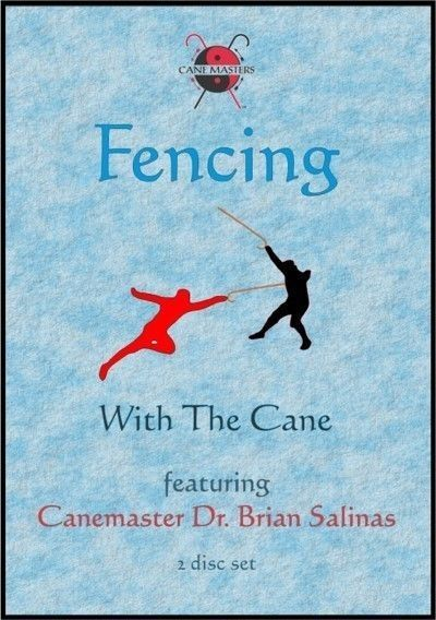 DVDs Videos and Books 73991: 2 Dvd Set Fencing With The Cane Self Defense Olympic Fencing - Brian Salinas -> BUY IT NOW ONLY: $39.95 on eBay!