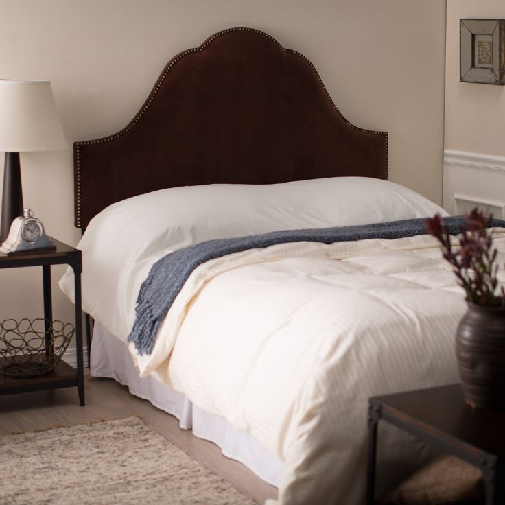 Skyline Arch Nail Button Headboard   Sizes:King Headboard: X X  In.Full/Queen Headboard: X X In.About Skyline Furniture Manufacturing  Inc.Skyline Furniture ... Part 63