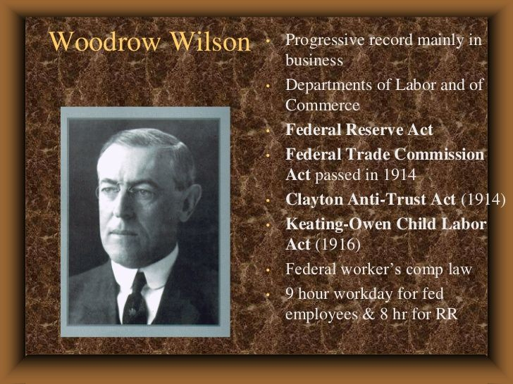 accomplishments of the progressive era in the united states United states suffered a backlash from the as the progressive era why was the federal reserve system one of wilson's greatest achievements.