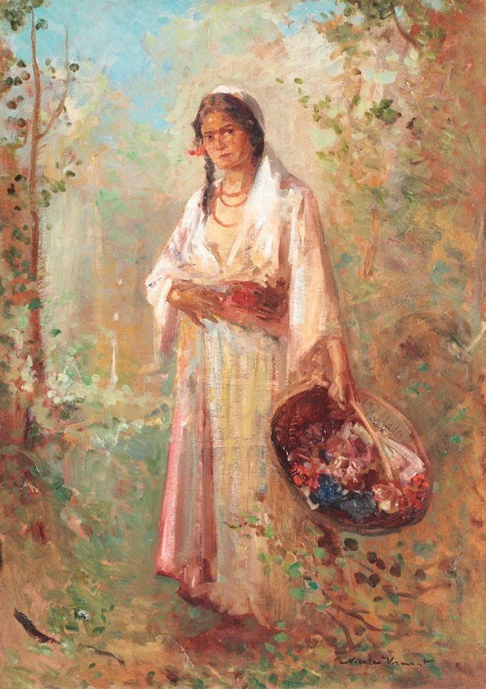 Nicolae Vermont   Romanian Realist painter   Tutt'Art@   Pittura * Scultura * Poesia * Musica  