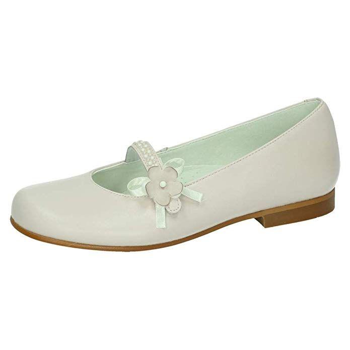 a587a7e041 BAMBINELLI 5235 COMUNIÓN Flor Bambi NIÑA Zapato COMUNIÓN Rosa 37:  Amazon.es: Zapatos