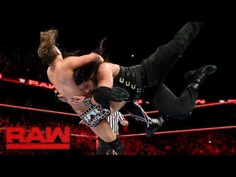 WWE Raw Monday Night Result Written Updates 2nd October 2017
