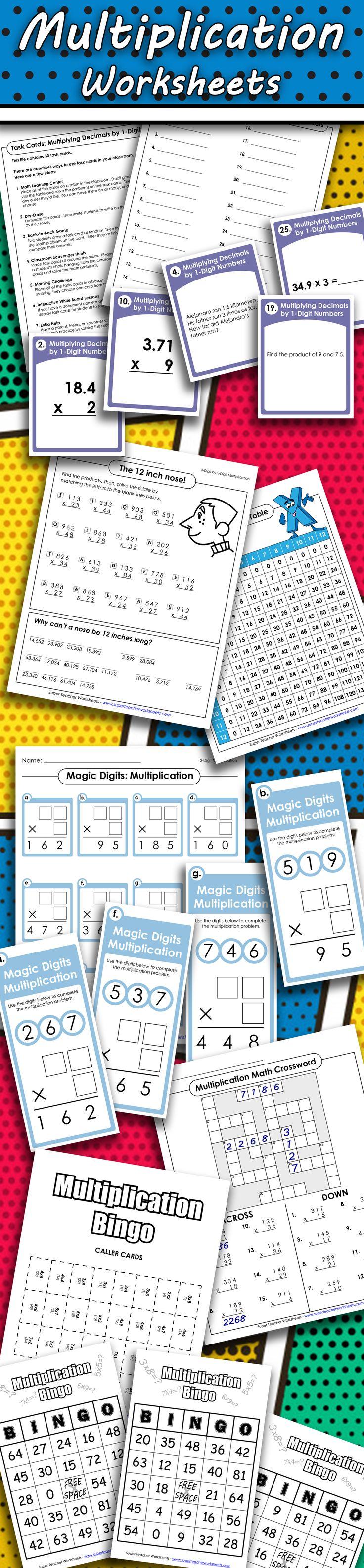 149 Best Math Super Teacher Worksheets Images On Pinterest