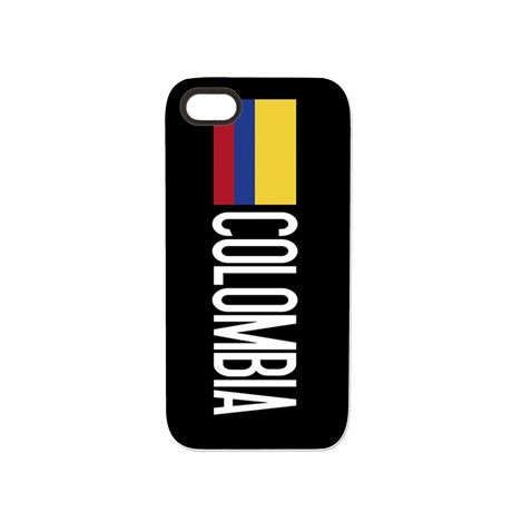 Colombia: Colombian Flag & iPhone 5/5S Tough Case on CafePress.com