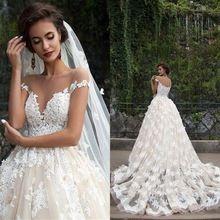 Старинные Кружева Свадебные Платья Бальное платье Турция Принцесса Женщины Саудовская Аравия Дубай Свадебные Платья Свадебные Платья Невесты(China (Mainland))