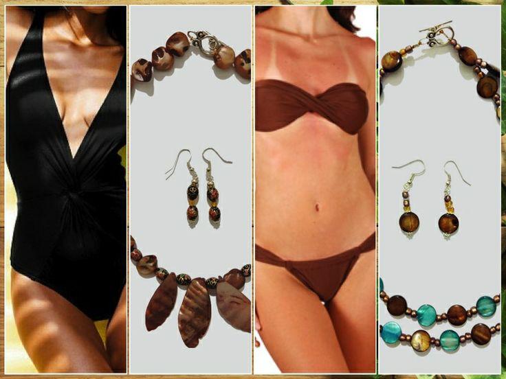 Diseño de collares por caribbean accesories, más info aqui :)