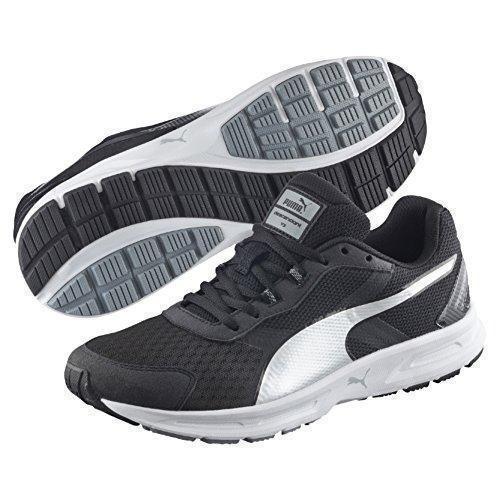 Oferta: 52€ Dto: -16%. Comprar Ofertas de PUMA Descendant v3, Zapatillas de running para hombre, Negro (black-puma silver 05), 41 barato. ¡Mira las ofertas!