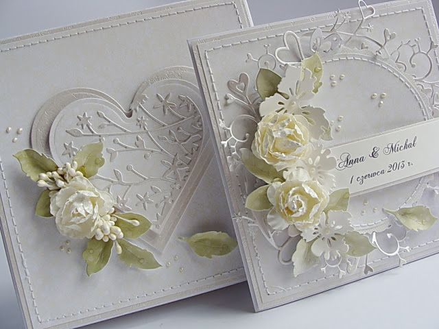 Some beautiful handmade cards for inspiration. The attention to detail is incredible.