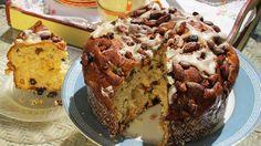 Recetas-Muy variadas-Fáciles-Económicas: Pan dulce con frutas y cognac