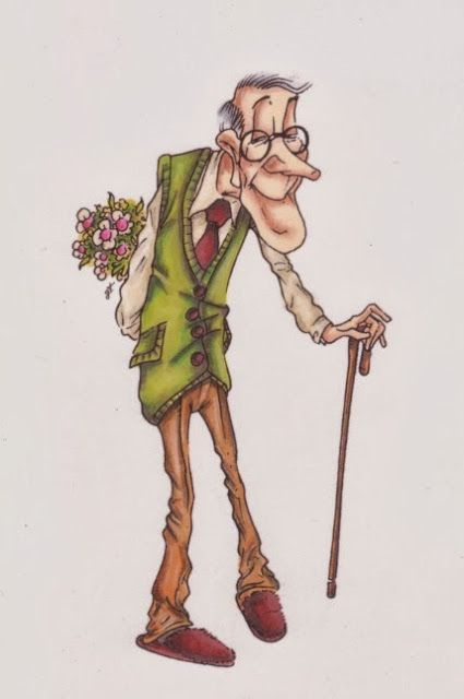 Oh Here is another eligible man! Such a gentleman he brought you flowers Francina.