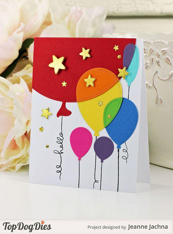 Las 25 mejores ideas sobre tarjetas de cumplea os hechas - Hacer regalos originales a mano ...