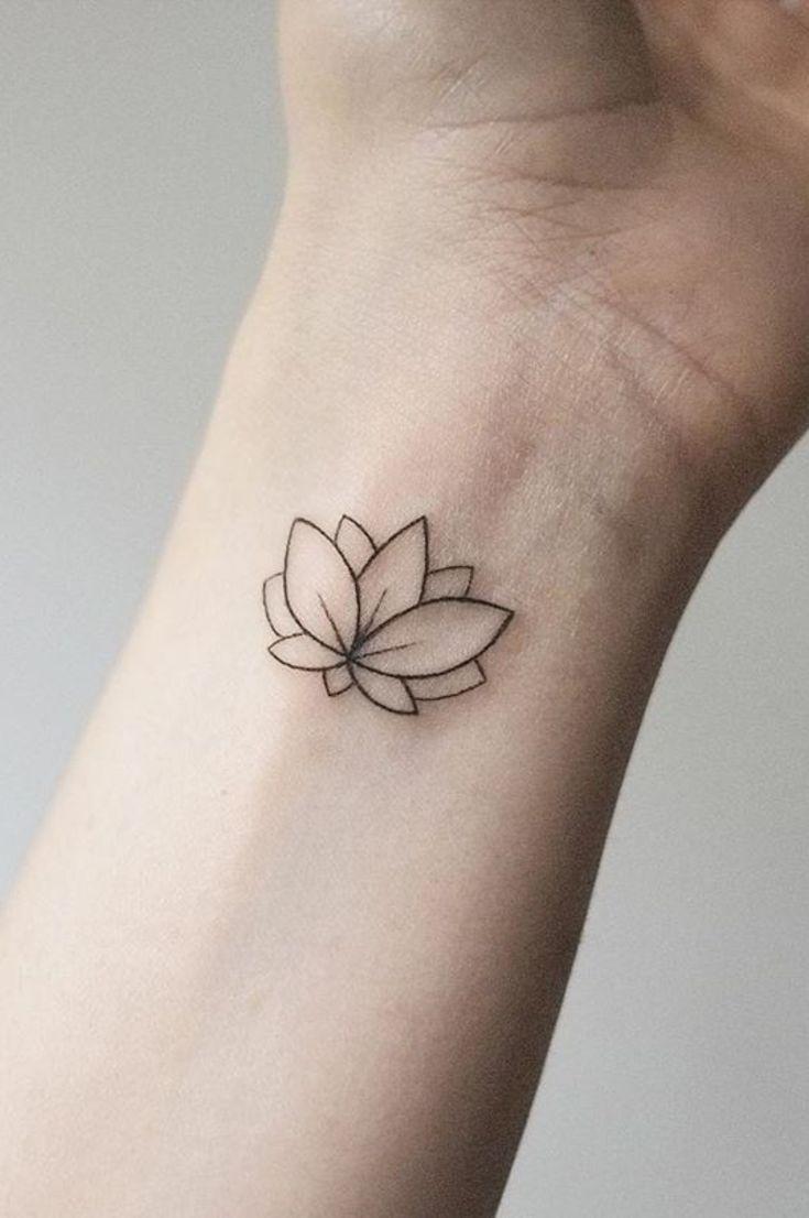 30 Geometrical Most Beautiful Minimalist Tattoo Ideas 2019 In