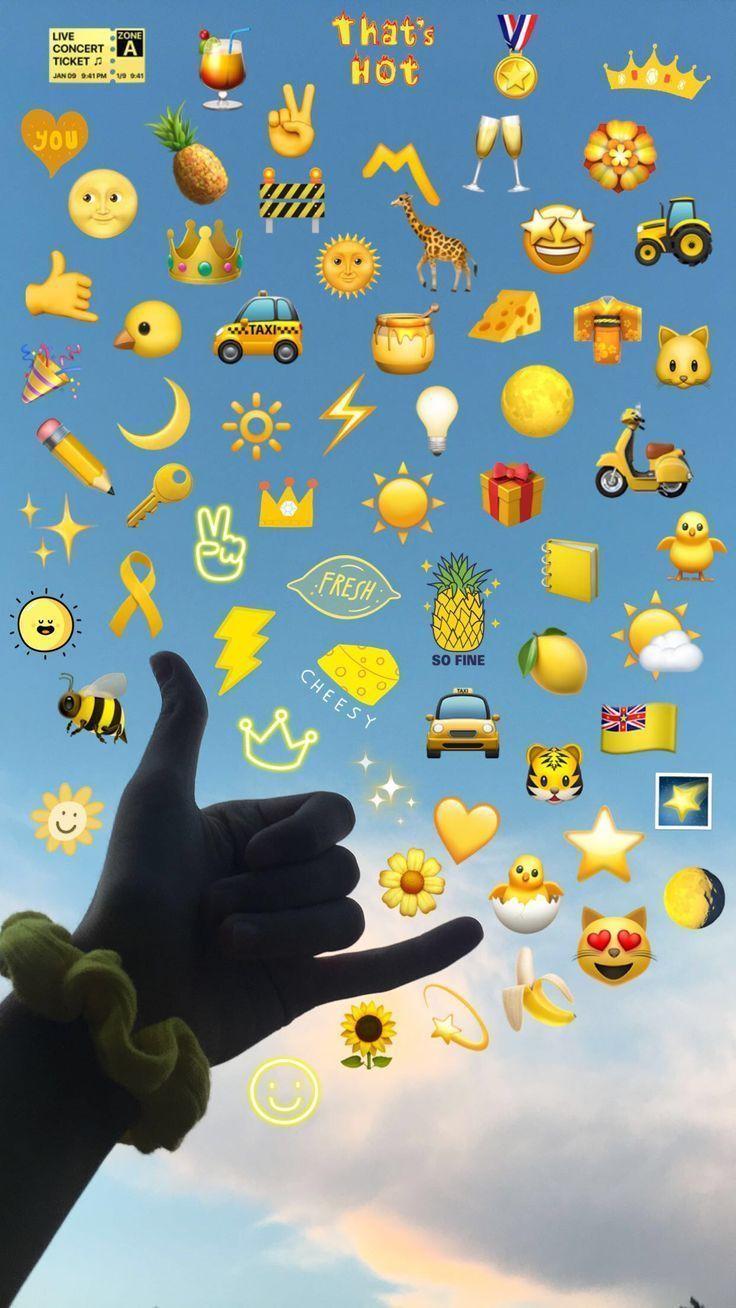 Ghdl Fondecran Staaaarshineeee Fondecran Ghdl Emoji Wallpaper Iphone Emoji Wallpaper Emoji Pictures