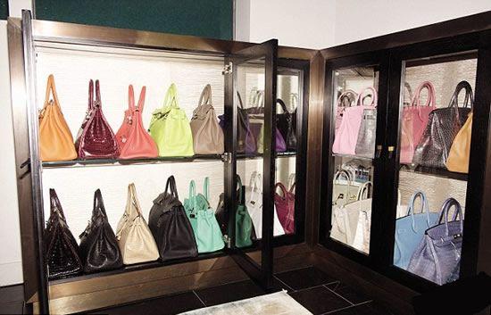 Hermes Birkin Bag rainbow