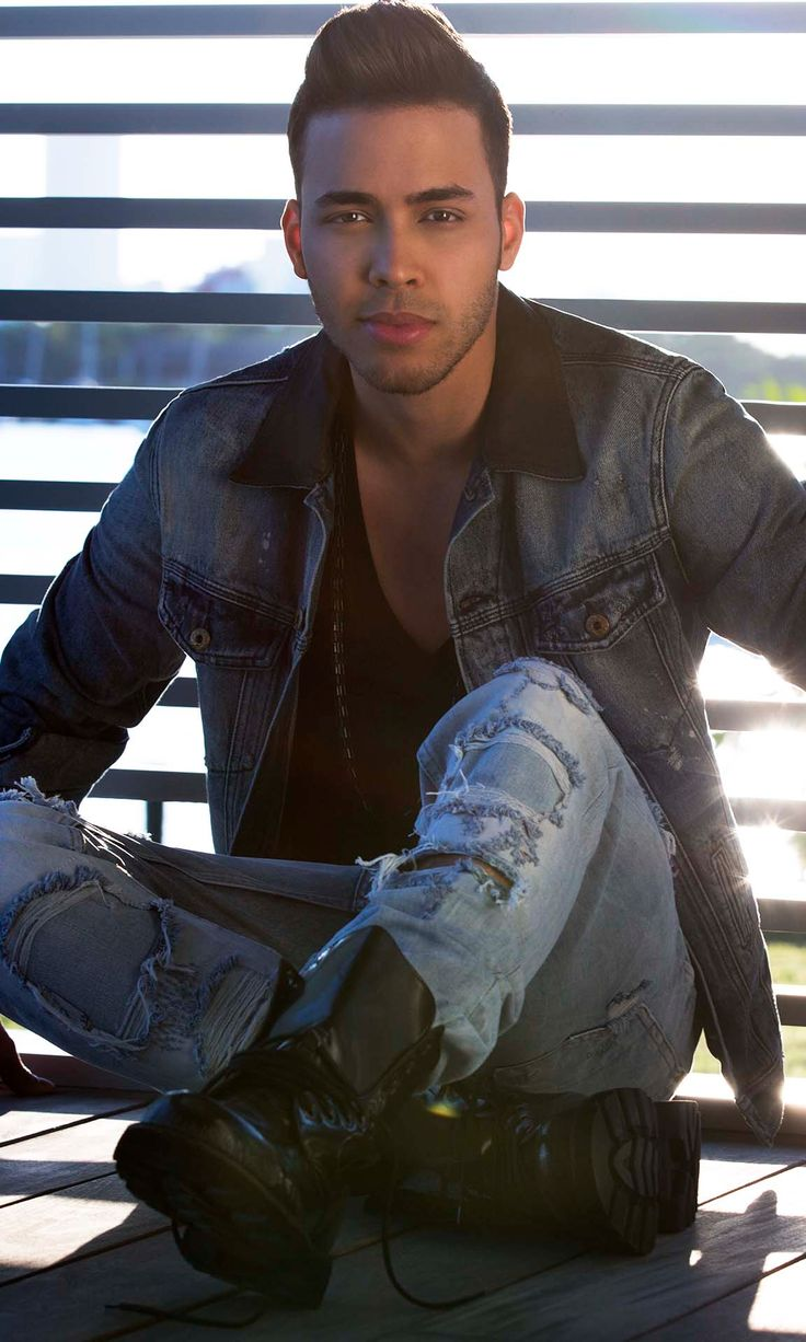 "You might know Prince Royce from bachata hits like ""Solita,"" ""Darte un Beso,"" and ""Corazón Sin Cara."""