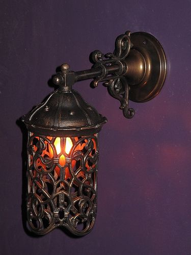 1 460 antique porch light antique lighting - Antique Light Fixtures