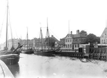 Frederiksholms Kanal. kbhbilleder.dk