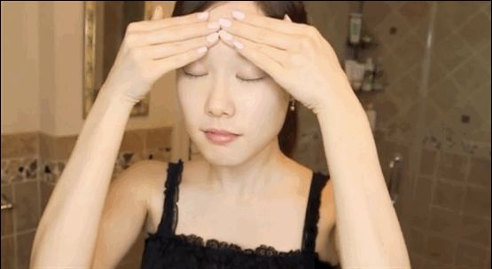 Exercise your face (for real). | 11 Tips For Flawless Skin That These Asian Celebrities Swear By