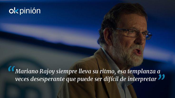 La prudencia de Rajoy sólo prudencia?