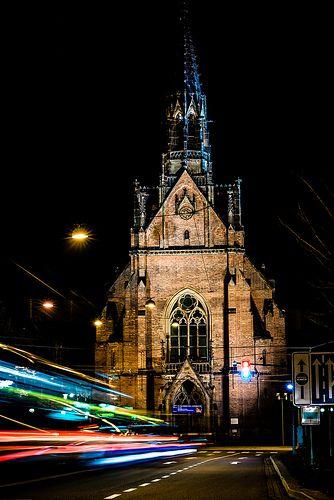 The Red Church | Červený kostel | Brno