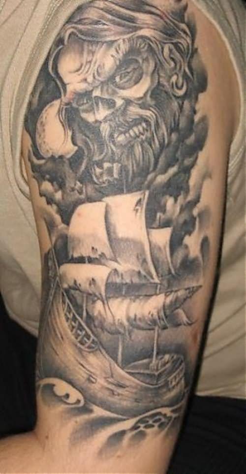 315c9150415 Viking Tattoo On Arm | Tattoos - Pirates/Pirate Ships/Boats ☠ | Tattoos,  Viking warrior tattoos, Viking tattoos