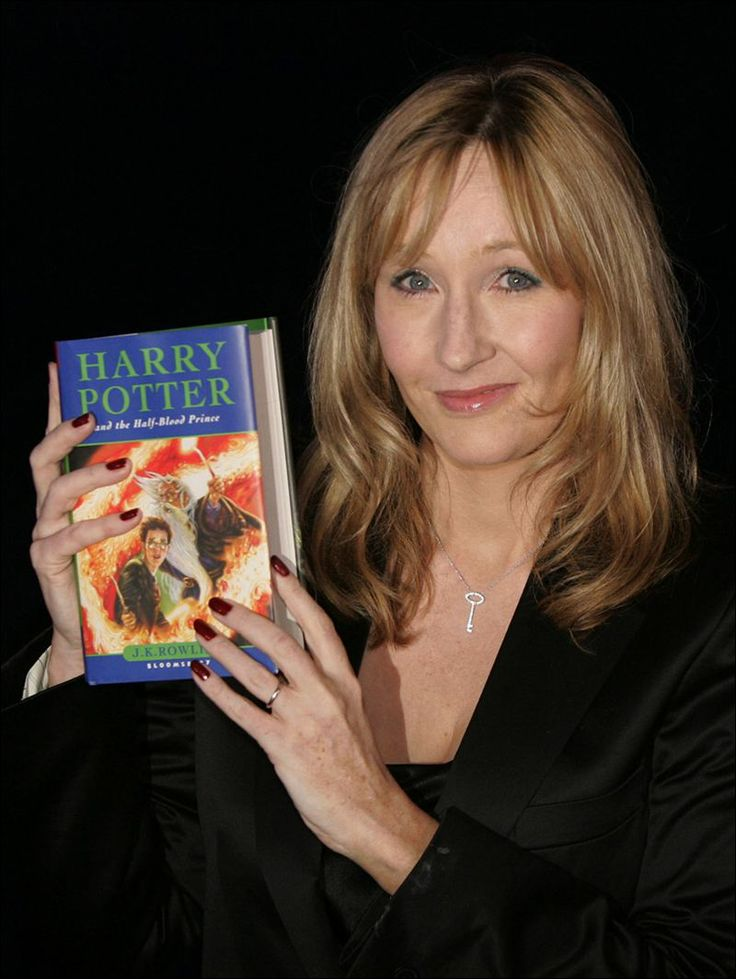 J.K. Rowling Bibliography To Reveal New 'Harry Potter' Secrets
