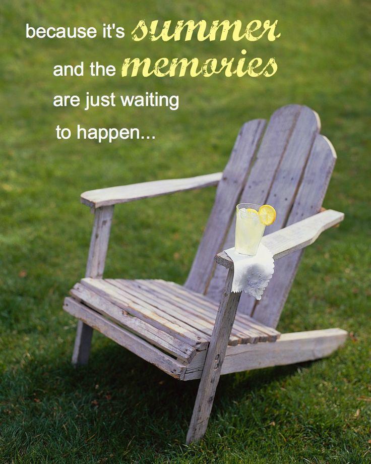 Summer Memories Summer Memories