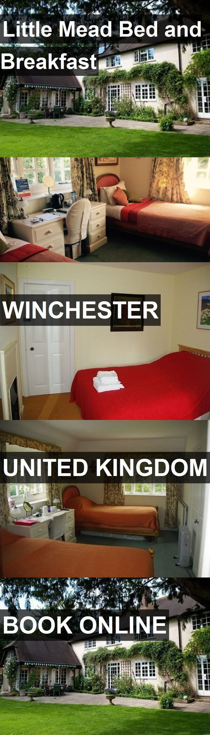 Hotel Little Mead Bed and Breakfast in WINCHESTER, United Kingdom. For more information, photos, reviews and best prices please follow the link. #UnitedKingdom #WINCHESTER #LittleMeadBedandBreakfast #hotel #travel #vacation