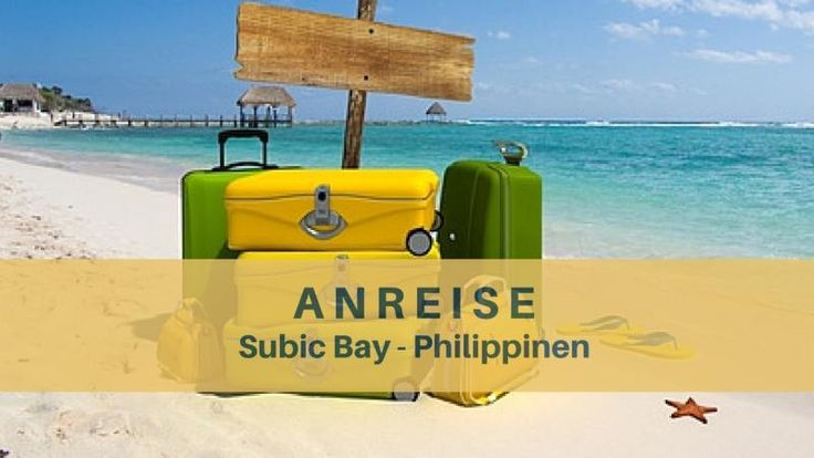 Anreise nach Subic Bay mit dem Taxi oder Bus