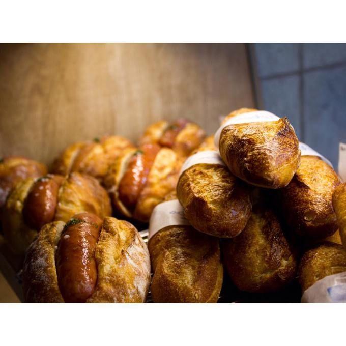 オパンのミルクフランス(2016.11.06)   OPAN オパン 東京 笹塚のパン屋
