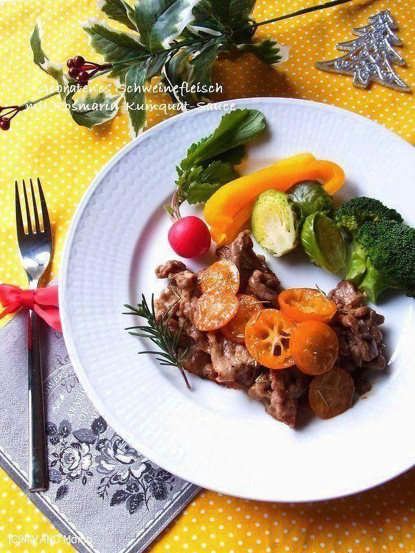 豚肉のローズマリーバターソテー 金柑のソース by 庭乃桃 | レシピサイト「Nadia | ナディア」プロの料理を無料で検索