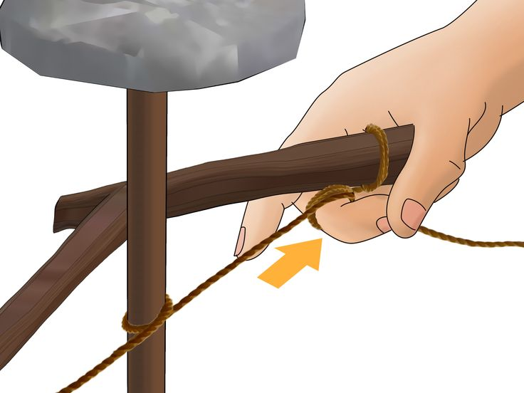 How to Start a Fire with Sticks -- via wikiHow.com