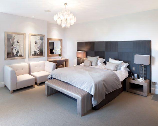 13 besten Rustic Modern Bedrooms Bilder auf Pinterest Wohnideen - modernes schlafzimmer grau