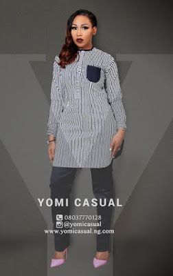 PHOTOS: Yomi Casual unveils Man of the Year collection modeled by celebs | Nigeriana