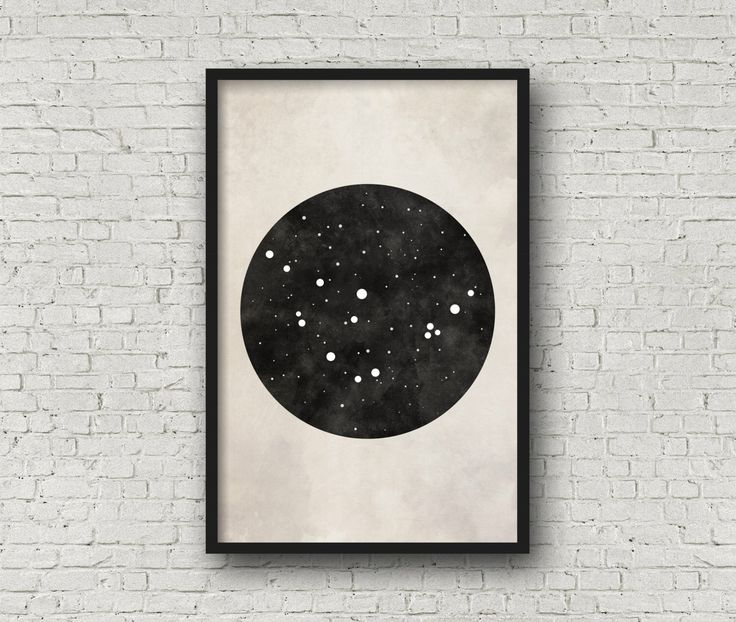 Zodiac Sign, Capricorn Constellation, Capricorn Art, Zodiac Art, Zodiac Constellation, Art Print Poster, Wall Art Prints by blackandthemoon on Etsy https://www.etsy.com/listing/194146986/zodiac-sign-capricorn-constellation