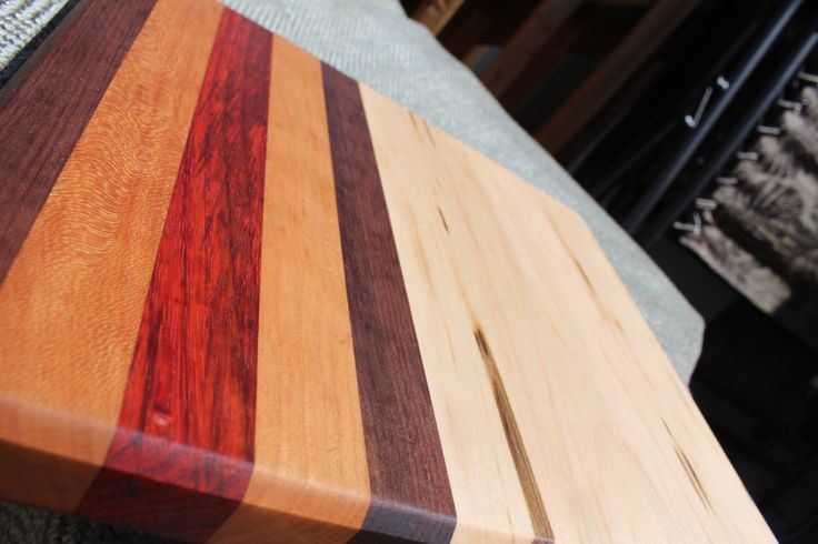 Small Handcrafted Wooden Cutting Board by HappyKnotsDesigns on Etsy https://www.etsy.com/ca/listing/469170515/small-handcrafted-wooden-cutting-board
