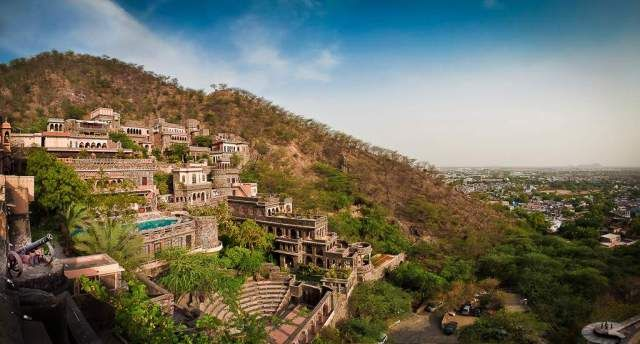 Neemrana Fort Palace- The Architectural Jewel of Alwar