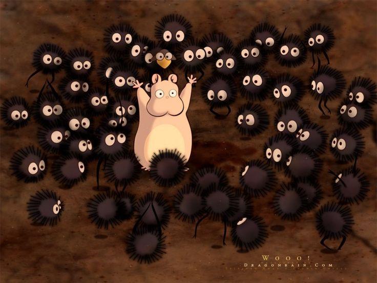 spirited away - miyazaki