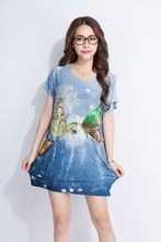 2015 new arrival fashion sexy printing t-shirt  Best seller follow this link http://shopingayo.space