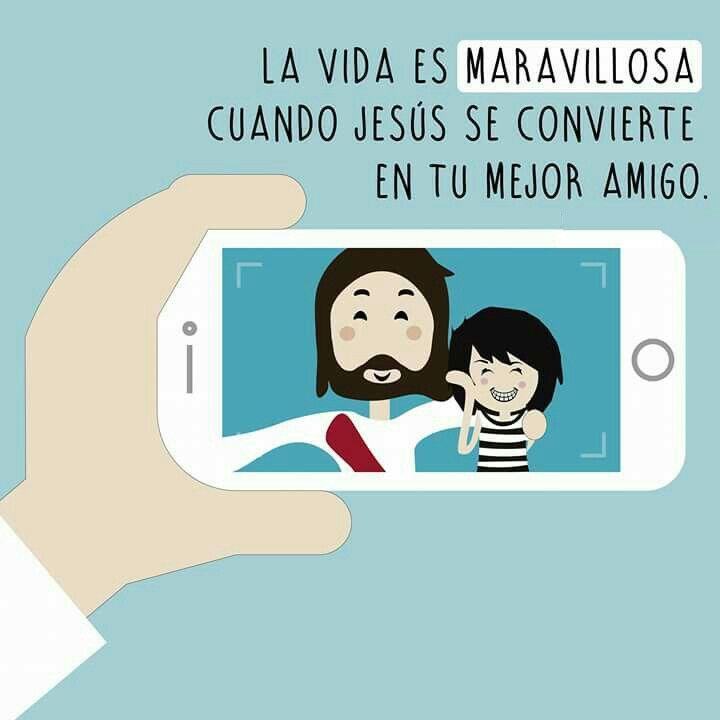 Amigo real , Jesús