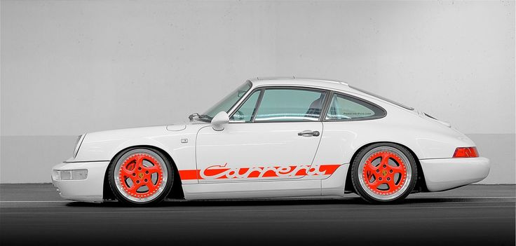 Porsche 911 Carrera RS style (964)