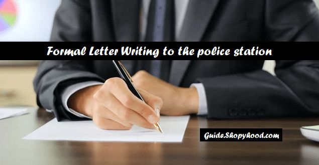 Purse is not so important if it is empty but if it contains your important things like election card, pan card, Aadhaar card, credit card and some money then it become very important. Sometimes due to our carelessness we may lost this valuable thing.   #formal letter to police station #letter for the lost of purse