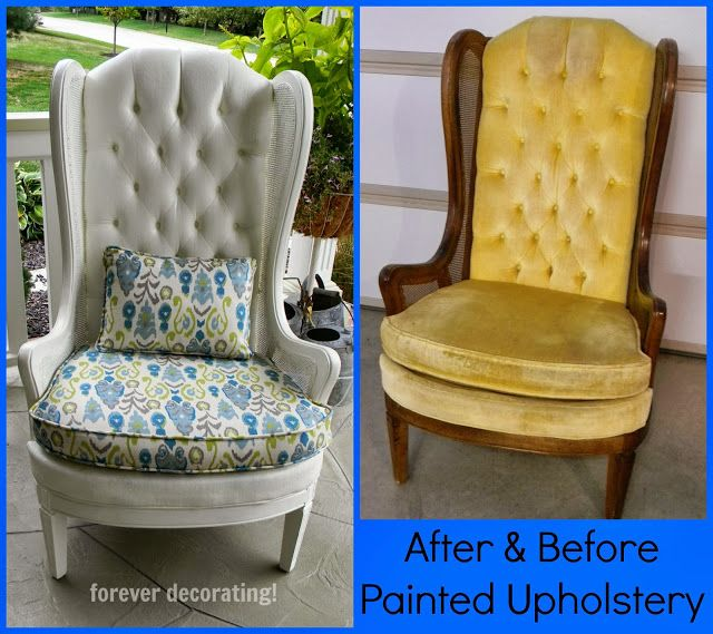 17 Best Images About Furniture And Fabrics On Pinterest: 17 Best Images About Upholstery Before & After On
