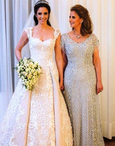 VESTIDOS PARA MÃE DA NOIVA (OU DO NOIVO) - Madrinhas de casamento