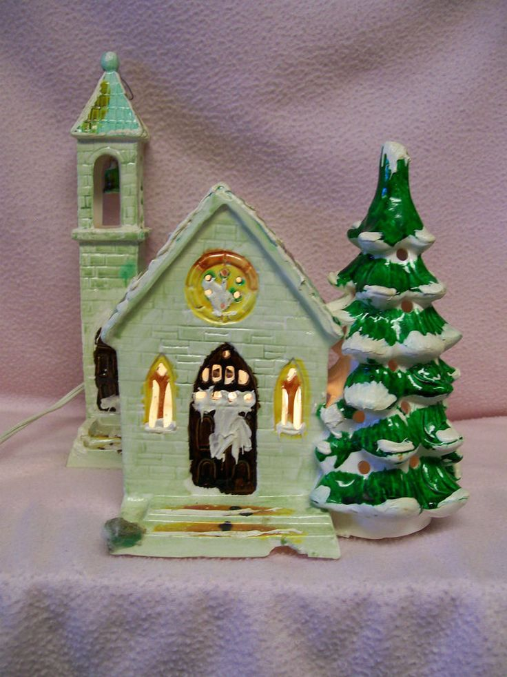 Dept 56 Christmas Village