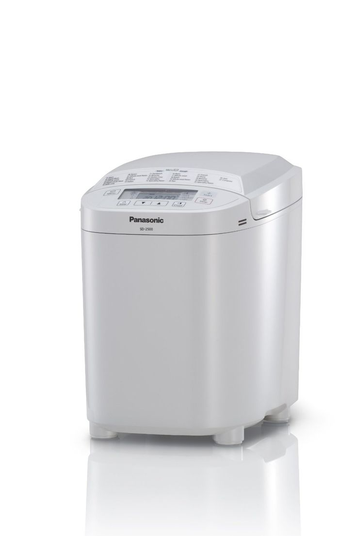 Panasonic SD-2500 WXC Automatic Breadmaker with Gluten Free Program Review  http://www.glutafree.co.uk/index.php/panasonic-sd-2500-wxc-automatic-breadmaker-gluten-free-program-review/