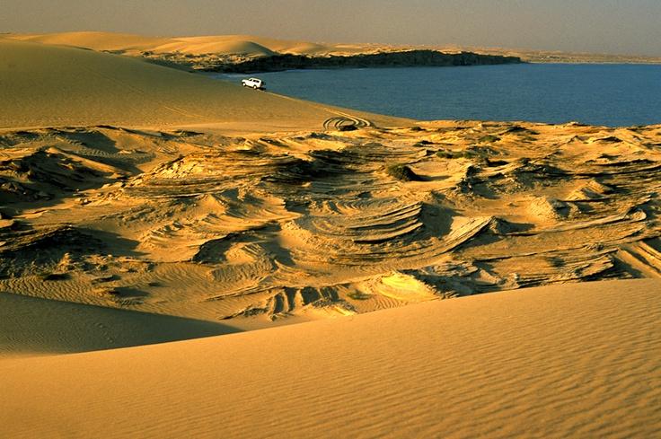 deserto costa oceano indiano