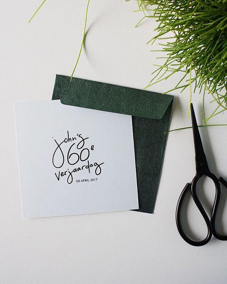 Birthday Card Design // Studio Lona